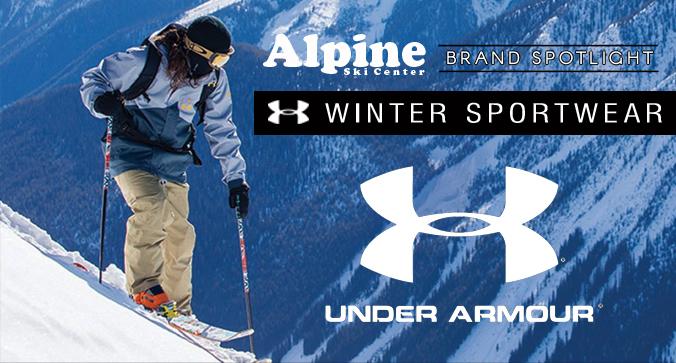 Sierra Brisa bandera nacional  Under Armour   Alpine Ski Center